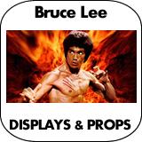 Bruce Lee Cardboard Cutout Standup Props