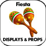 Fiesta Cardboard Cutouts