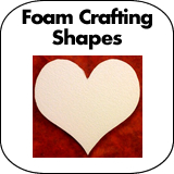 Foam Crafting Shapes