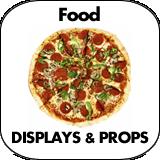 Food Cardboard Cutouts