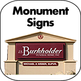 Monument Signs