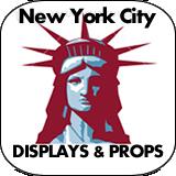 NYC Cardboard Cutouts
