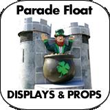 Parade Float Displays & Props