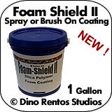 1 Gallon Foam Shield II - Foam Coating