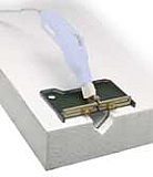"""6"""" Groover Plate for Heat Dial Hot Knife"""