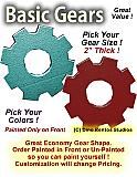 Basic Gear Foam Prop