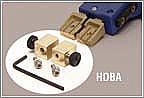 Custom Blade Adapter for Heat Dial Hot Knife