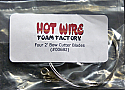 Four 2-foot Bow Wires