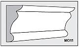 M011 - Architectural Foam Shape - Molding