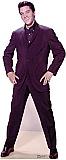 Elvis Hands on Hips - Elvis Cardboard Cutout Standup Prop
