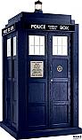 The Tardis Season 6 - Doctor Who Cardboard Cutout Standup Prop