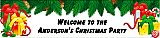 Holiday Banner # 1