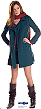 Amy Pond - Doctor Who Cardboard Cutout Standup Prop