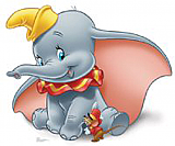 Dumbo - Disney Classics Cardboard Cutout Standup Prop