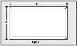 QU1 - Architectural Foam Shape - Quoins