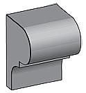M22 - Architectural Foam Shape - Molding