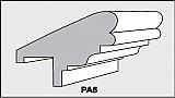 PA5 - Architectural Foam Shape - Parapets & Caps