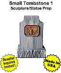 Tombstone Small 1 Sculpture Statue Prop
